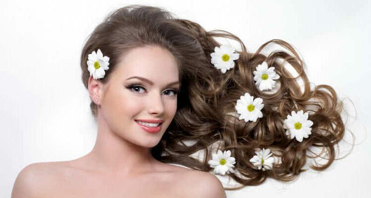 Маска для окрашенных волос в домашних условиях