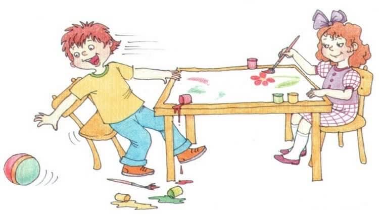 Гиперактивность у детей:причины, признаки поведения+(Советы Лечения Синдрома)
