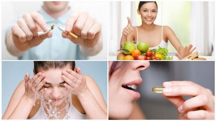 профилактические процедуры при демодекозе