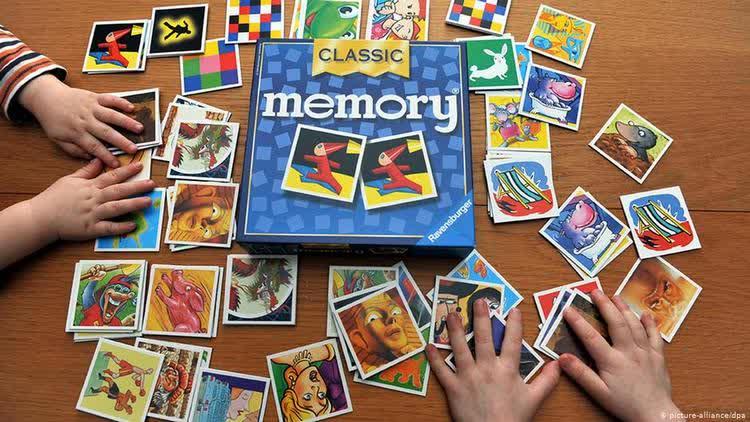 тренировка памяти карточками