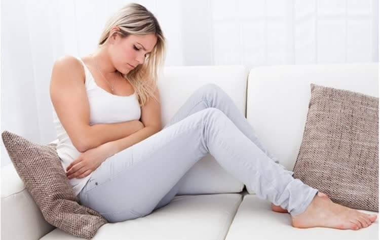 Проблемы со здоровьем у девушки