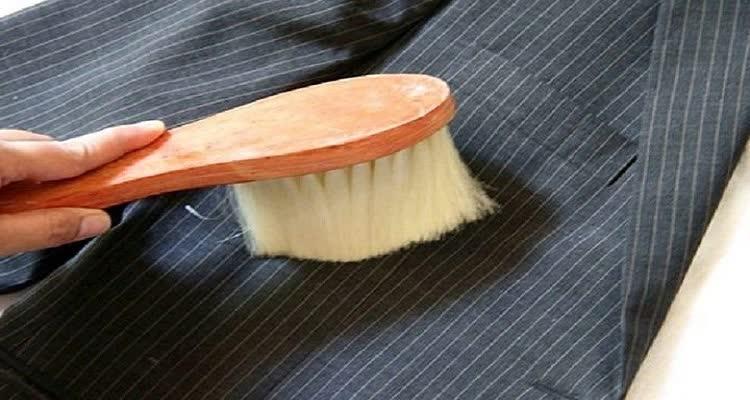 чистка пиджака после стирки
