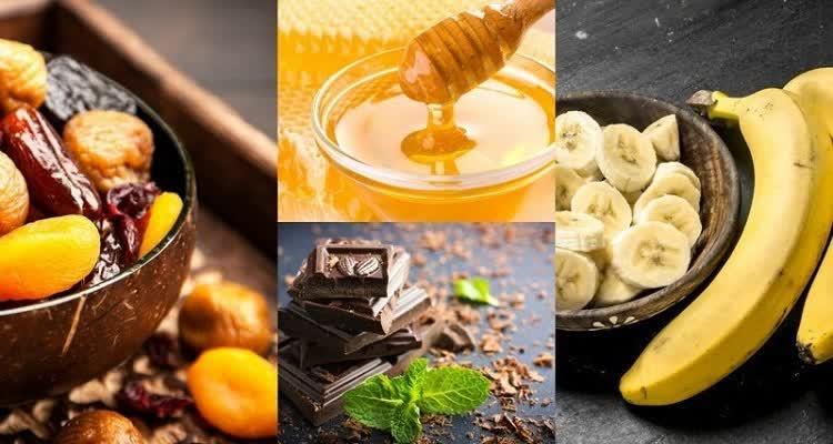 Натуральные сладкие продукты фото