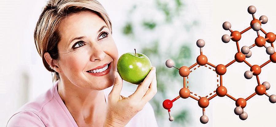 Фитоэстрогены при менопаузе.