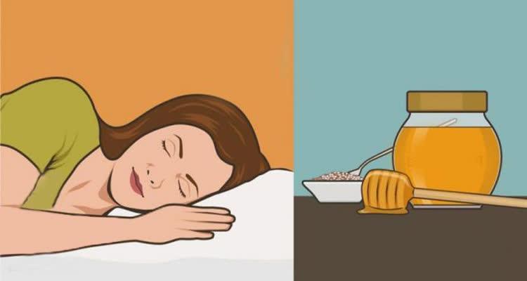 Мед против бессонницы
