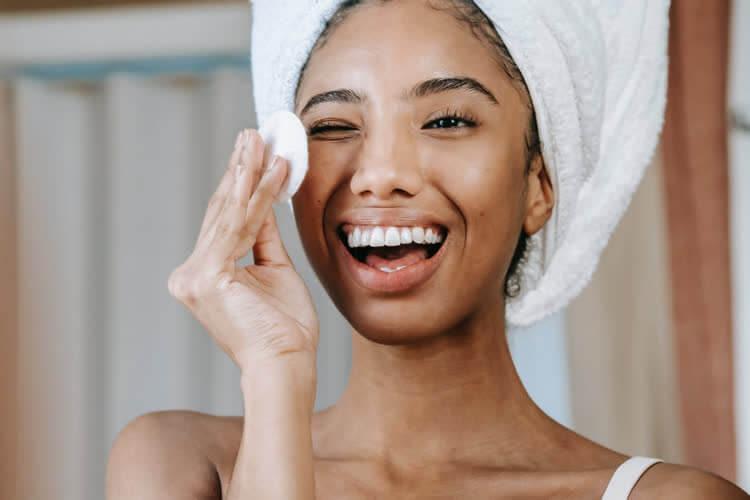 Эффект после оздоровления цвета кожи лица