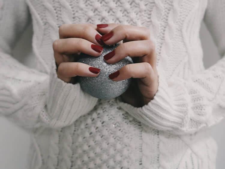 Температурный и пищевой режим для ногтей