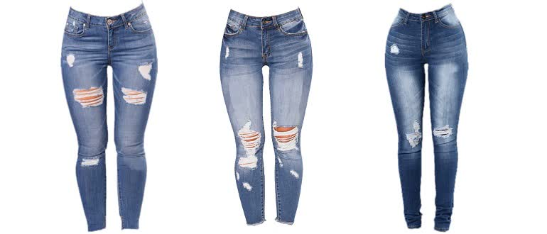 Boiled jeans